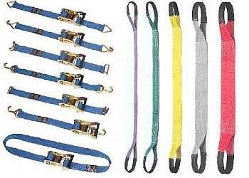 Fabricante de conjunto de cintas para cargas