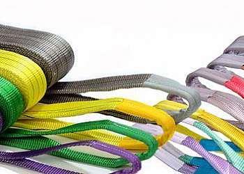 Fornecedores de cintas de poliéster para elevação de cargas