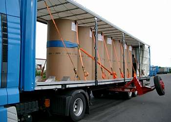 Catraca para carga